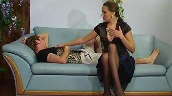 Russian Mature Nylon - Russian Nylon Free Porn Video